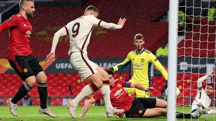 Рома срещу Манчестър Юнайтед | 06.05.2021