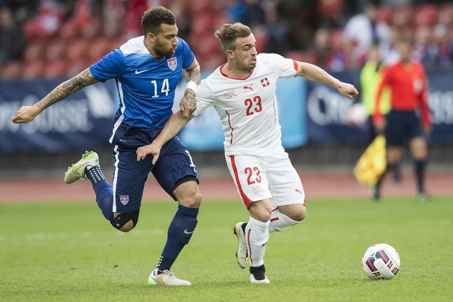Швейцария срещу САЩ | 30.05.2021