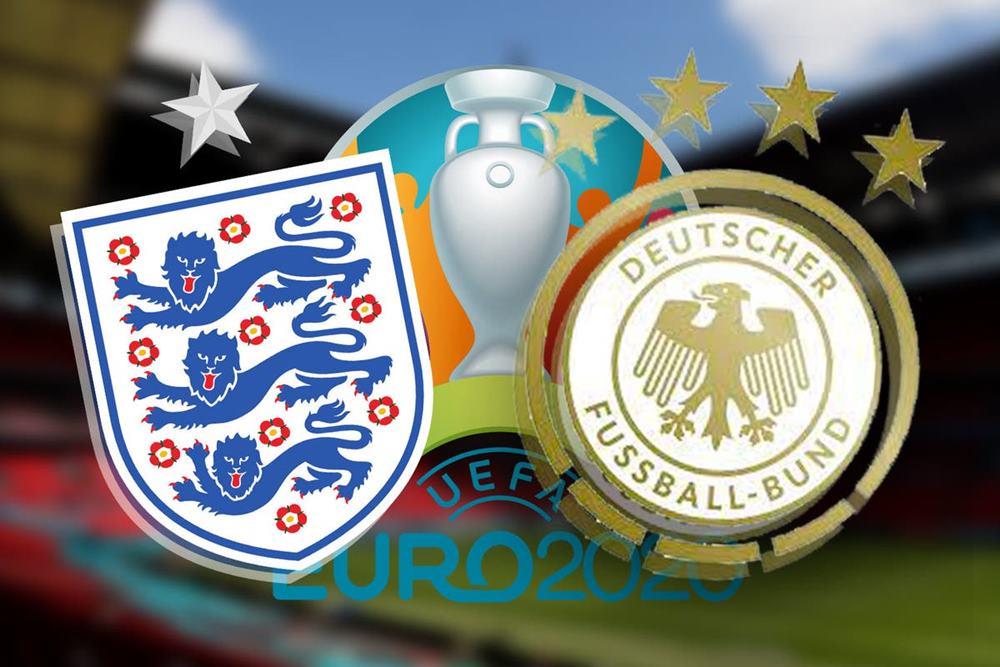 Англия срещу Германия | 29.06.2021