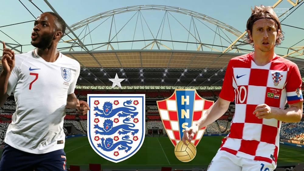 Англия срещу Хърватия   13.06.2021