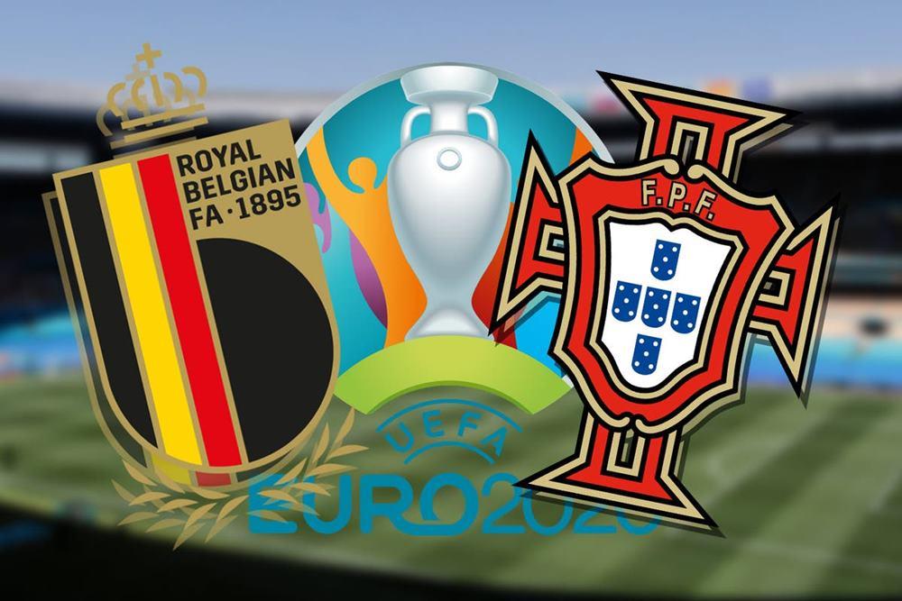 Белгия срещу Португалия | 27.06.2021