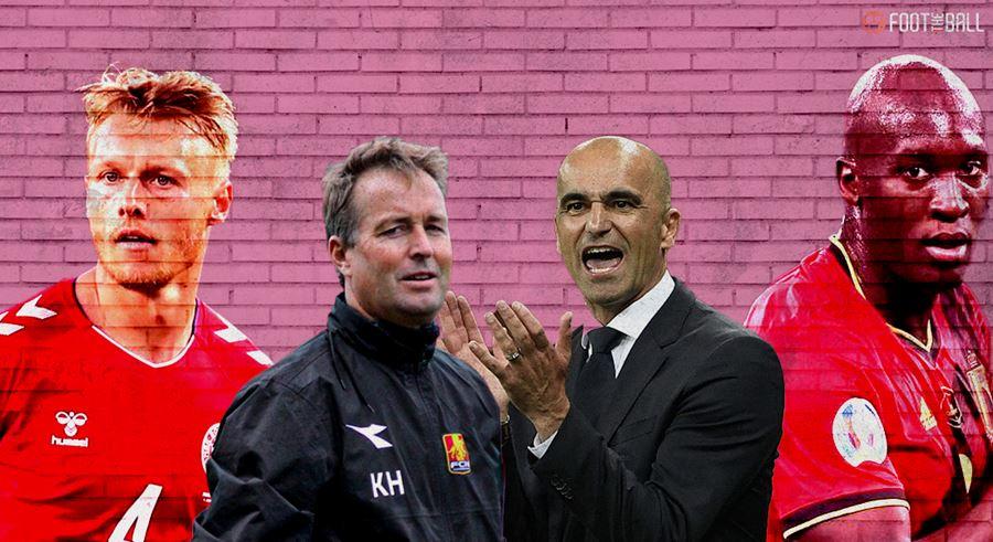Дания срещу Белгия | 17.06.2021