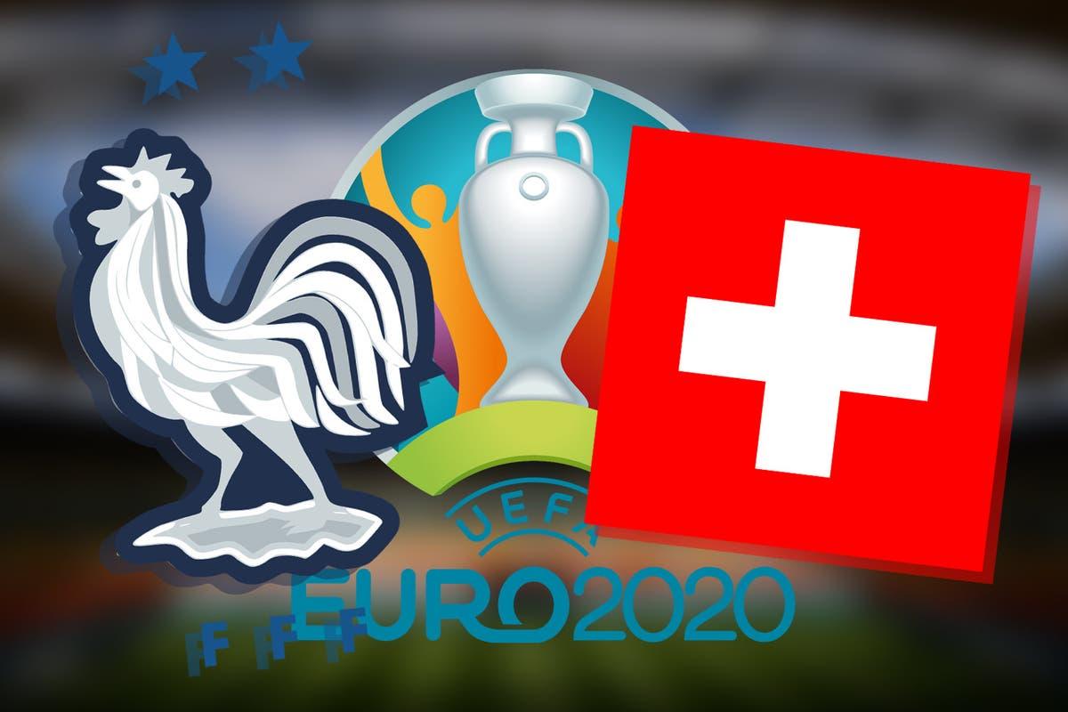 Франция срещу Швейцария | 28.06.2021