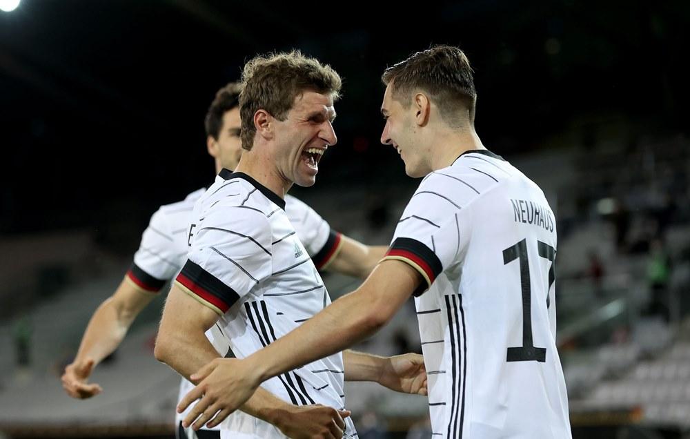 Германия срещу Латвия | 07.06.2021