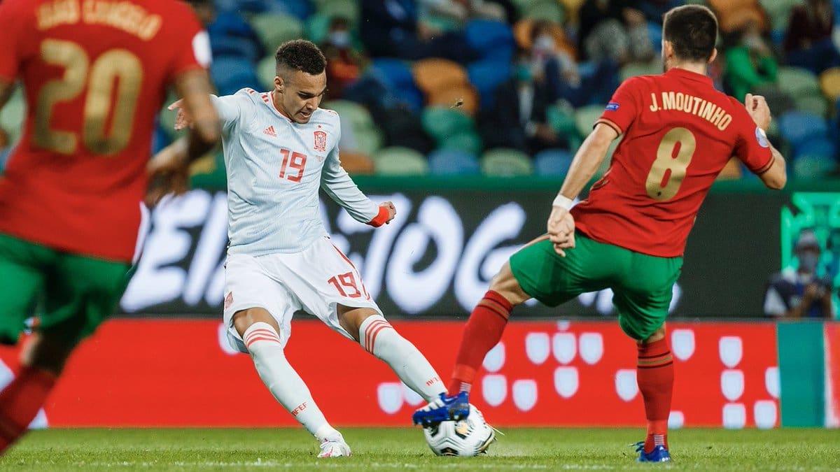 Испания срещу Португалия | 04.06.2021