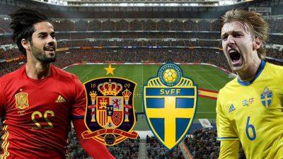 Испания срещу Швеция | 14.06.2021