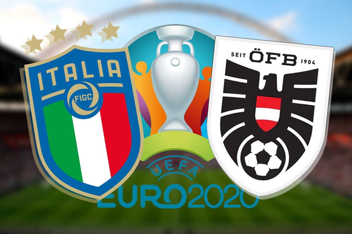 Италия срещу Австрия | 26.06.2021