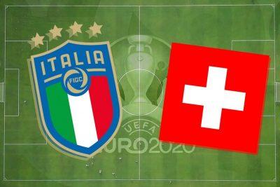 Италия срещу Швейцария | 16.06.2021