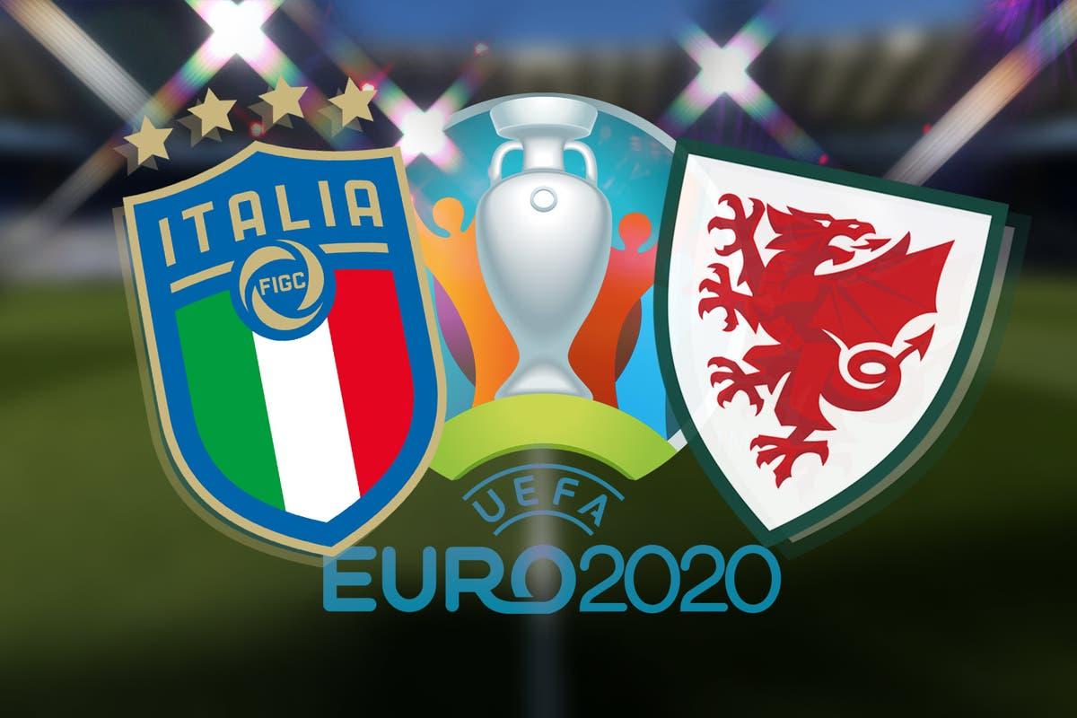 Италия срещу Уелс | 20.06.2021