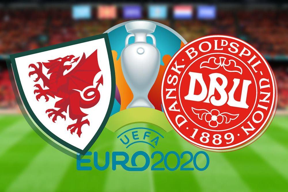Уелс срещу Дания   26.06.2021
