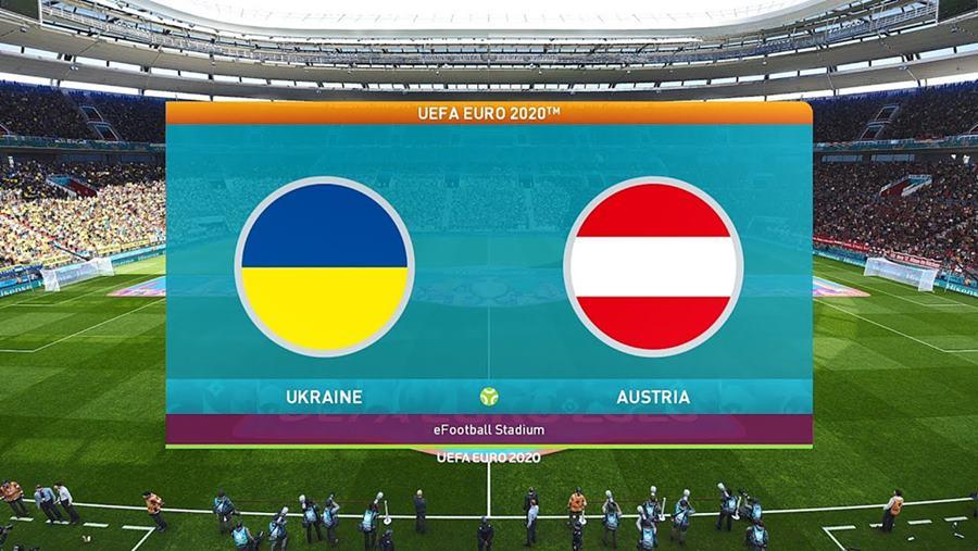 Украйна срещу Австрия   21.06.2021