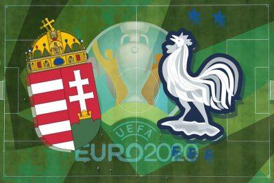 Унгария срещу Франция | 19.06.2021