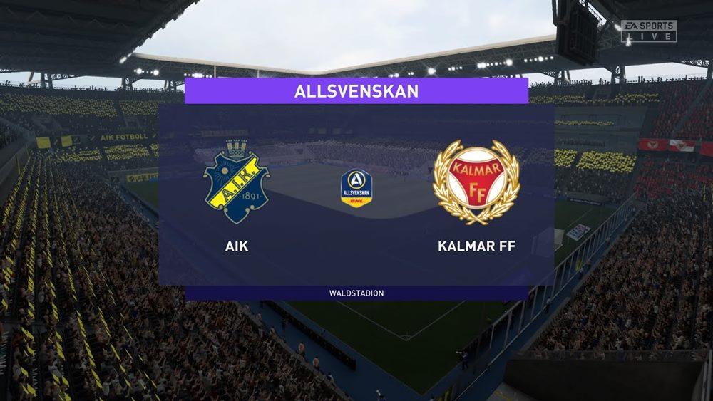 АИК срещу Калмар | 18.07.2021
