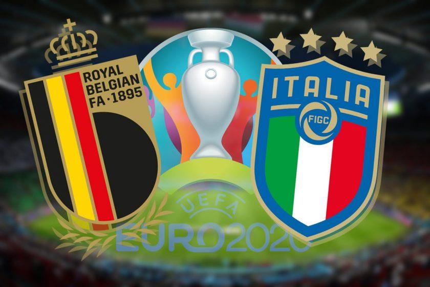 Белгия срещу Италия   02.07.2021