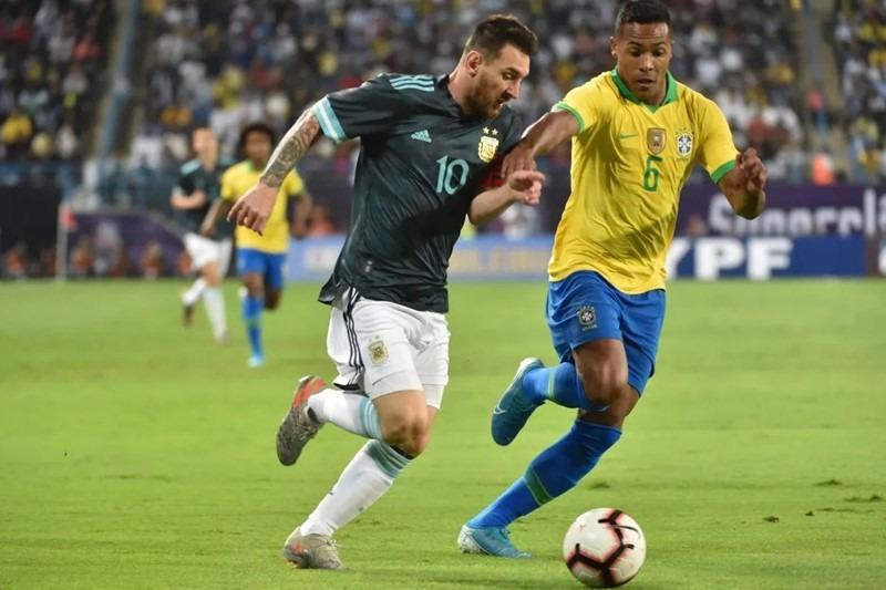 Бразилия срещу Аржентина   11.07.2021