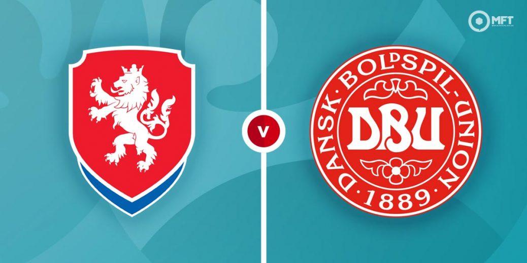 Чехия срещу Дания | 03.07.2021