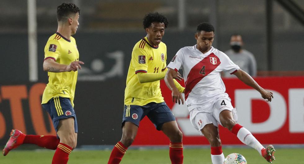 Колумбия срещу Перу | 10.07.2021