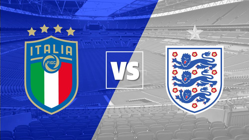 Италия срещу Англия | 11.07.2021
