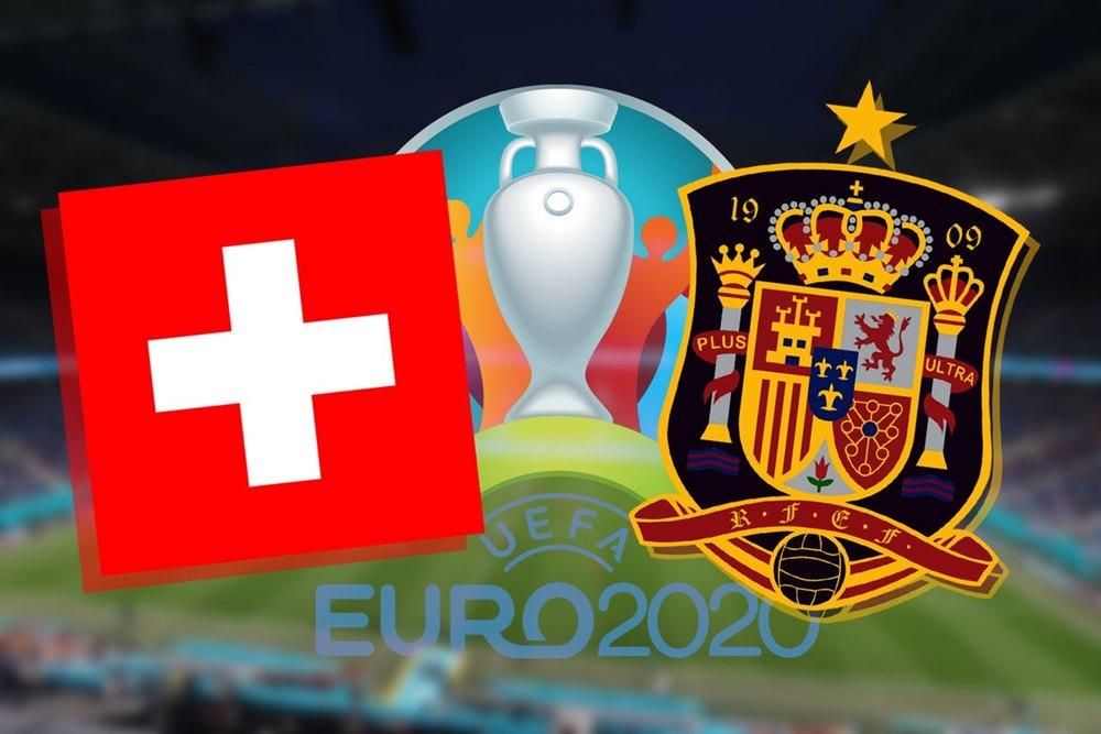 Швейцария срещу Испания | 02.07.2021