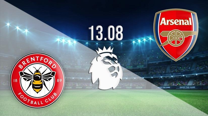 Брентфорд срещу Арсенал   13.08.2021