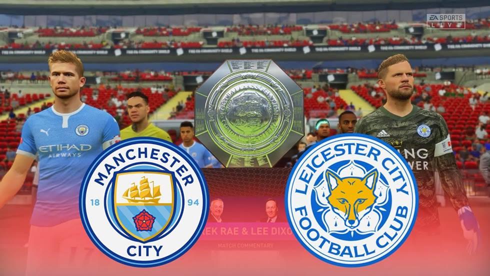 Лестър срещу Манчестър Сити   07.08.2021