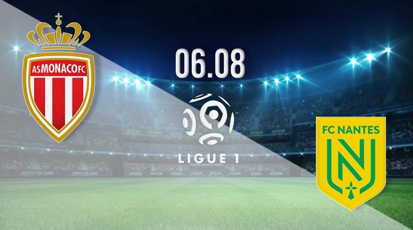 Монако срещу Нант | 06.08.2021