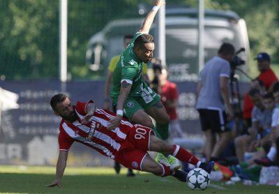 Олимпиакос срещу Лудогорец   03.08.2021