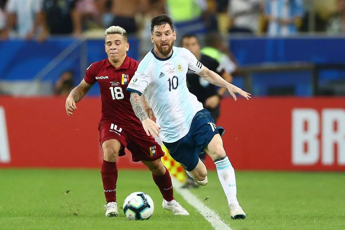 Венецуела срещу Аржентина | 03.09.2021