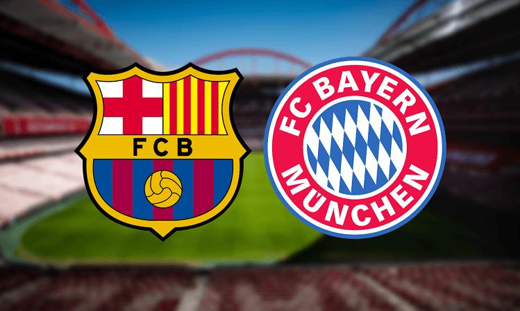 Барселона срещу Байерн Мюнхен | 14.09.2021