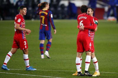 Барселона срещу Гранада | 20.09.2021