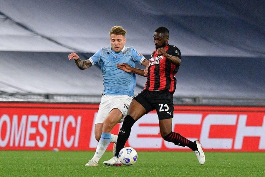 Милан срещу Лацио   12.09.2021