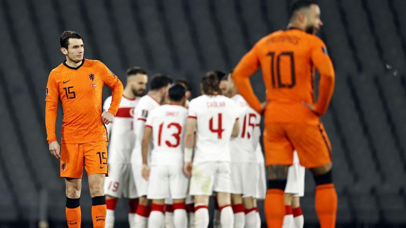 Нидерландия срещу Турция   07.09.2021
