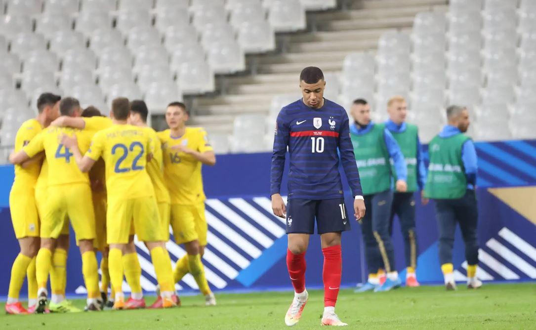 Украйна срещу Франция | 04.09.2021