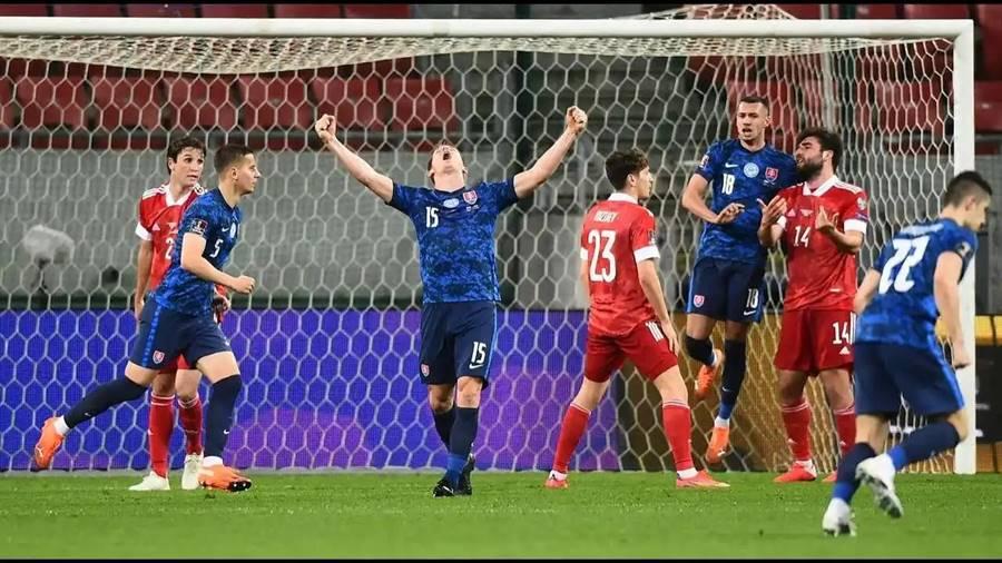 Русия срещу Словакия | 08.10.2021