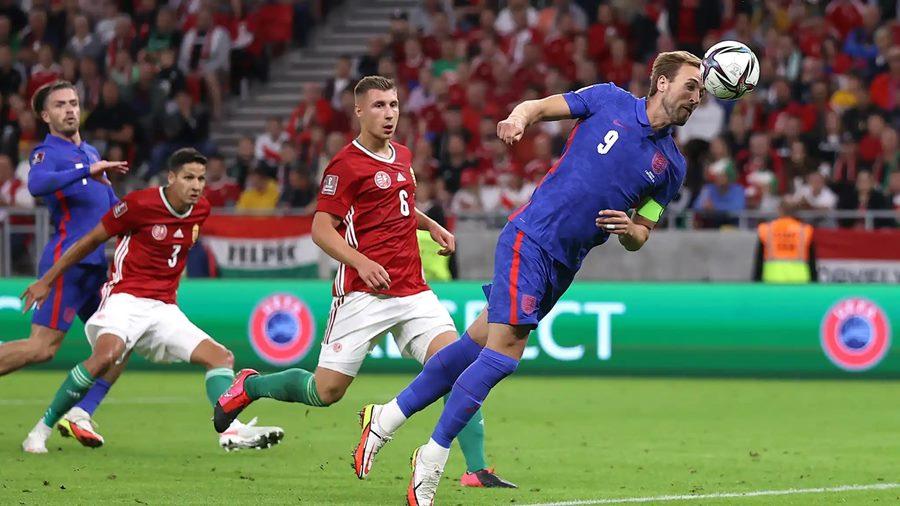 Англия срещу Унгария   12.10.2021