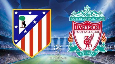 Атлетико Мадрид срещу Ливърпул   19.10.2021
