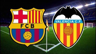 Барселона срещу Валенсия   17.10.2021