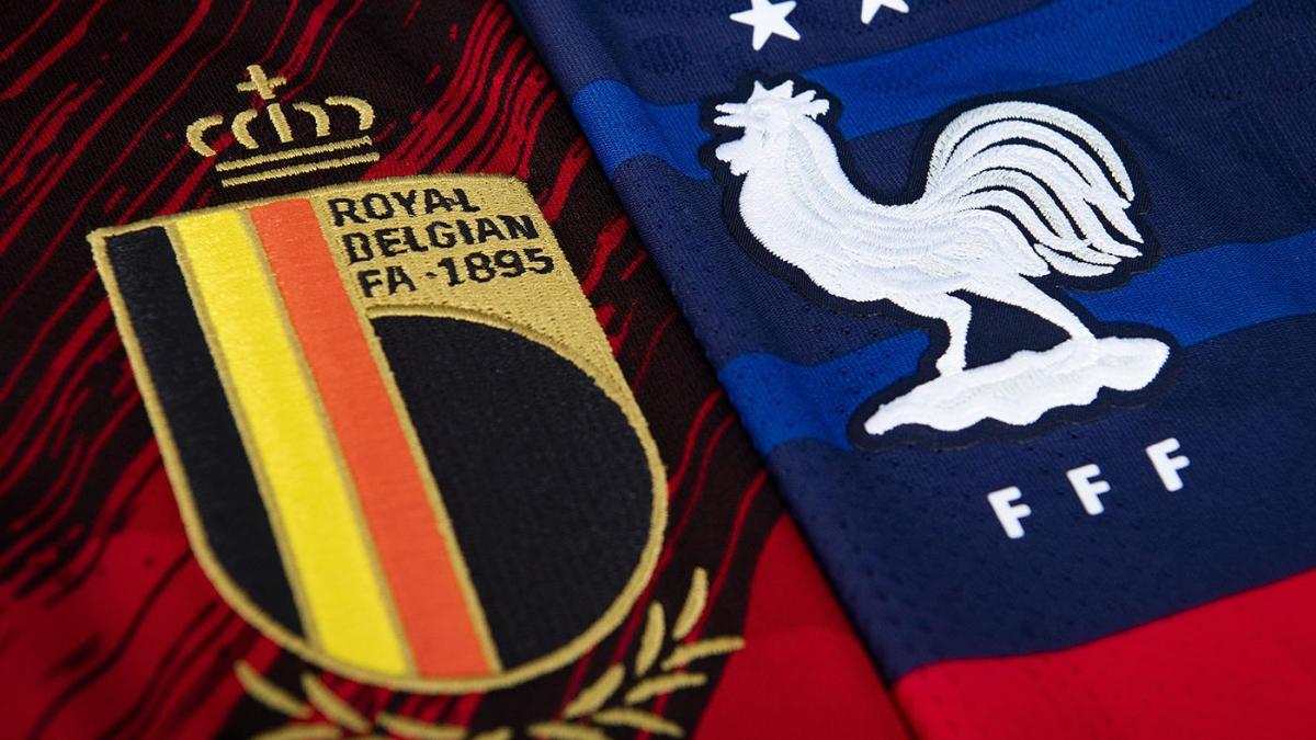Белгия срещу Франция   07.10.2021