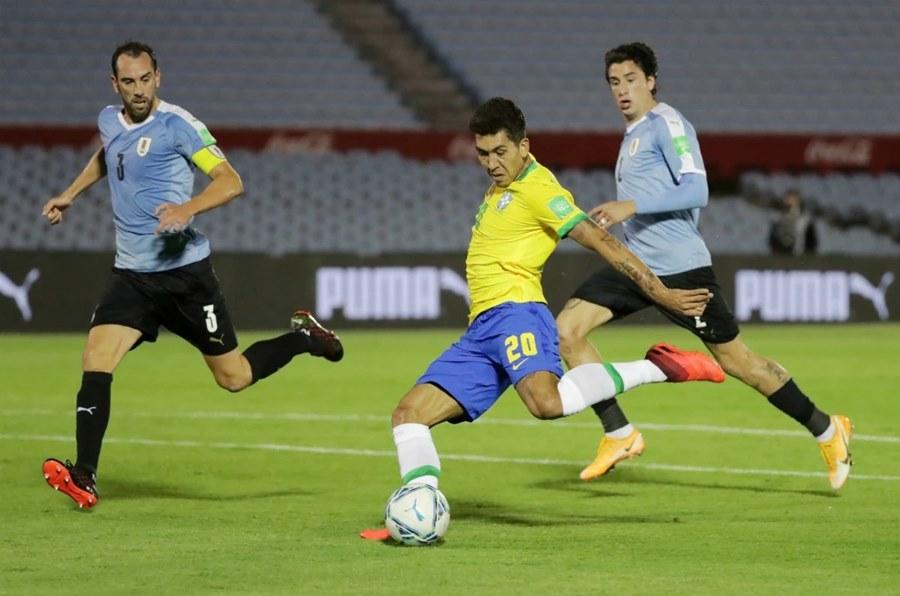 Бразилия срещу Уругвай | 15.10.2021