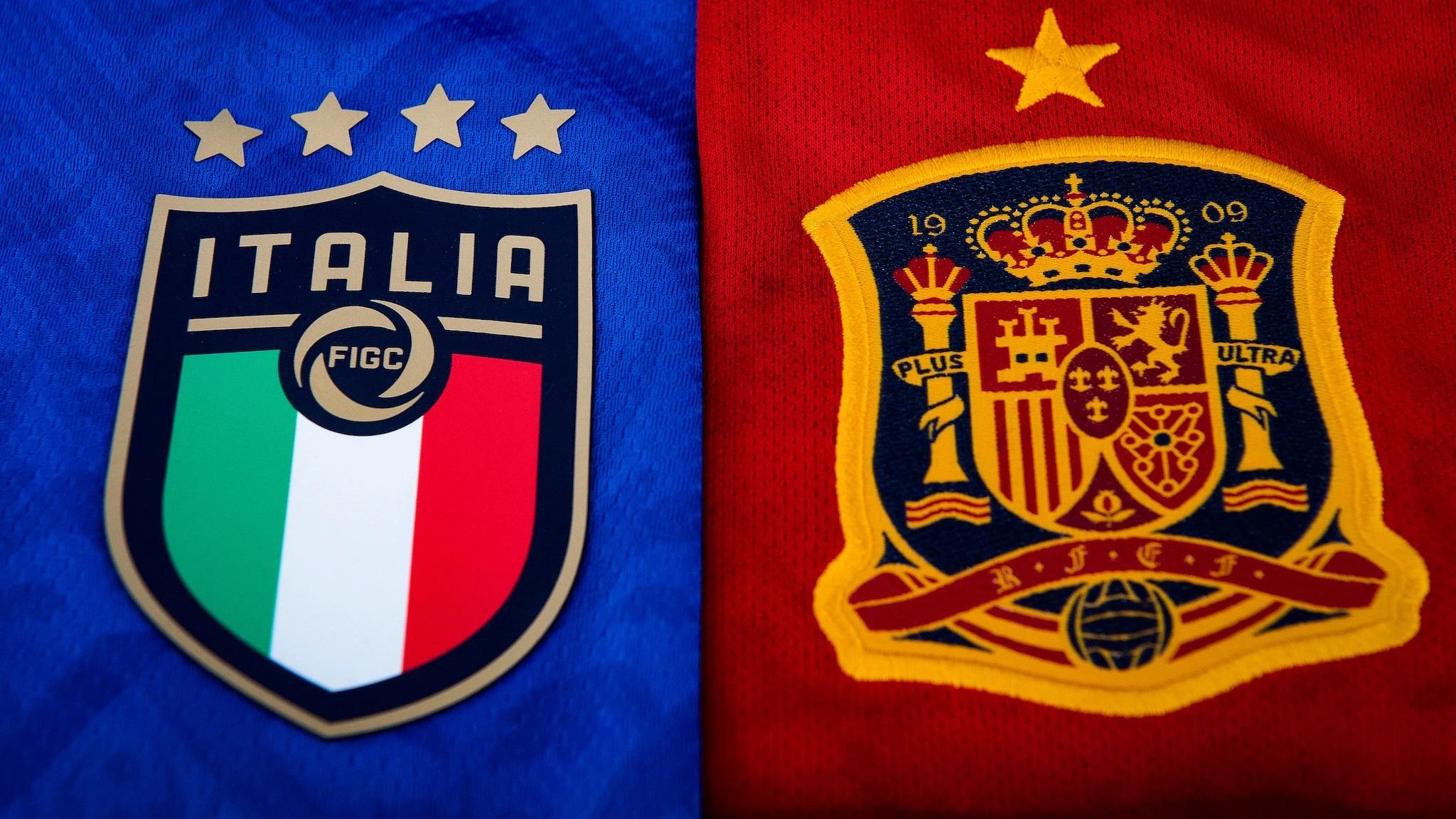 Италия срещу Испания | 06.10.2021