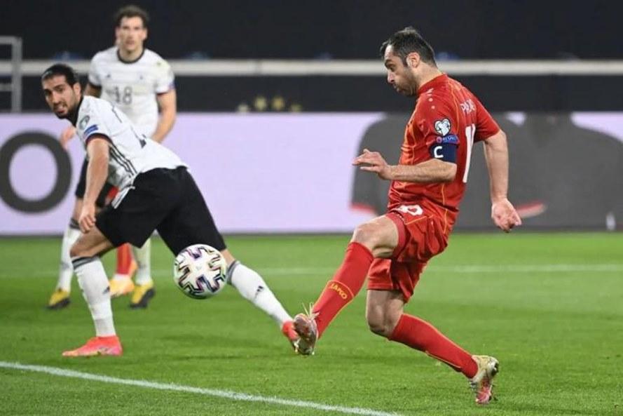 Северна Македония срещу Германия | 11.10.2021